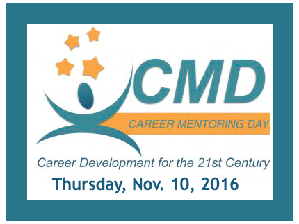 Sponsored by Disability Action Center NW, Career Mentoring Day will be November 10, 2016 in Moscow from 8:30 am to 2:30 pm.