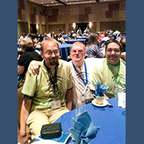Members at the SALN Conference in Boise in 2013.