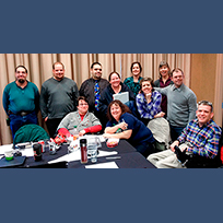 SALN Board members in February 2014.
