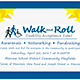 2017 Walk and Roll Disability Awareness Event.