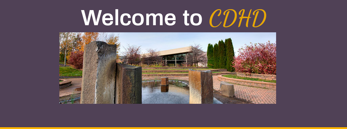 Welcome to CDHD!