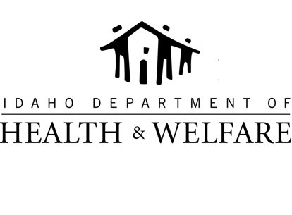 Idaho Department of Health and Welfare Logo.
