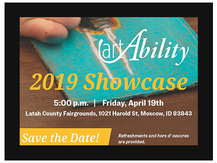 Announcing the 2019 artAbility Showcase.