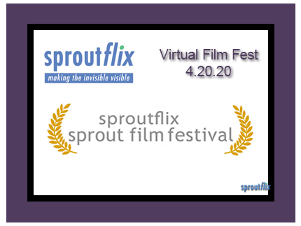 Announcing the availability of three full length films from Sprout flix to watch for free.